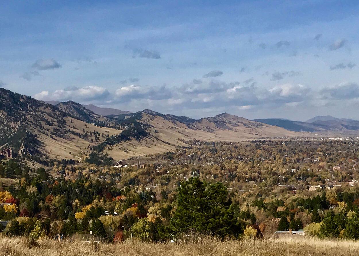 Boulder Colorado Travel Agents